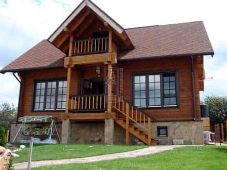 Строительство деревянных домов - основные этапы