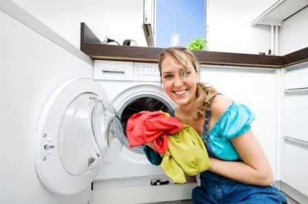 Учимся правильно пользоваться стиральной машинкой