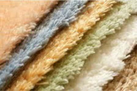 Ковры и напольные покрытия по типу ворса
