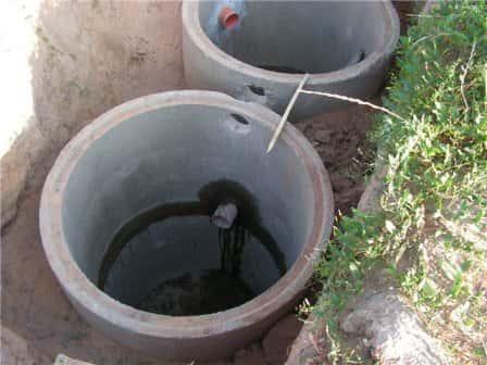 Обустройство местной канализации