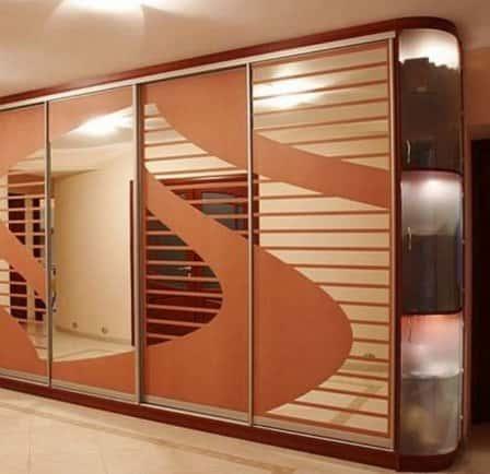 Шкаф-купе и его конструктивные особенности