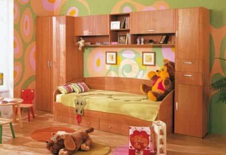 Мебель для детской комнаты - на что обратить внимание при покупке?