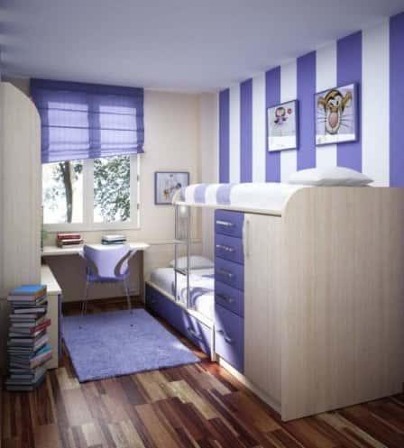 Детская комната - советы по дизайну