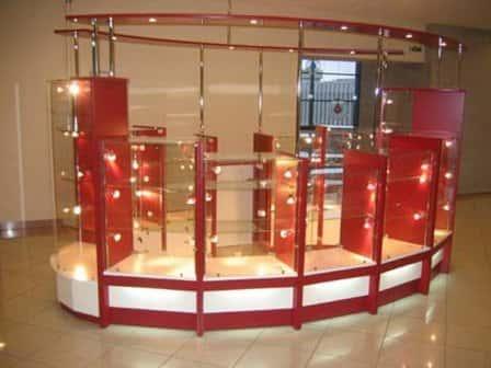 Торговое оборудование и торговая мебель