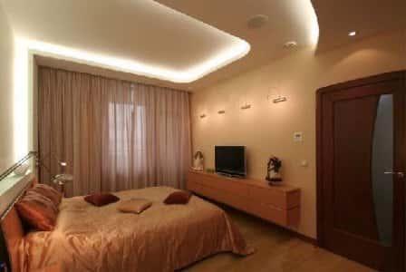 Ремонт квартиры - многоуровневые потолки