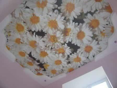 Матовые натяжные потолки в интерьере вашего дома