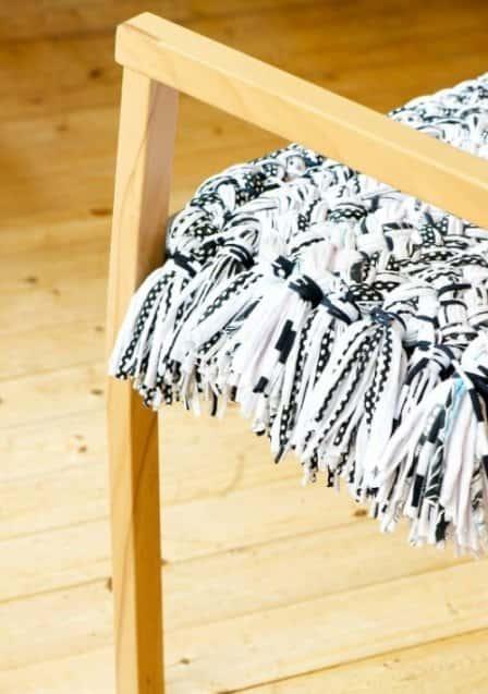 Мягкое сиденье для стула своими руками