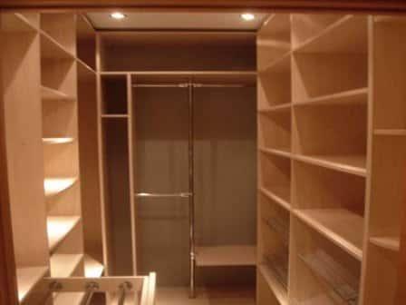 Гардеробная комната – организуем внутреннее пространство