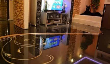 Жидкие покрытия для упрочнения бетонных полов