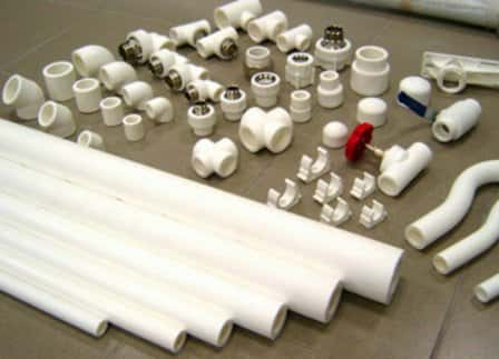 Пластиковые трубы — их виды и применение