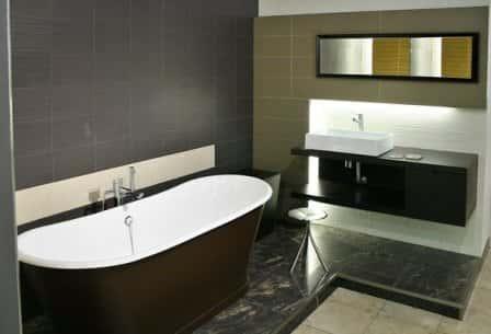 Дизайнерское решение вашей ванной комнаты
