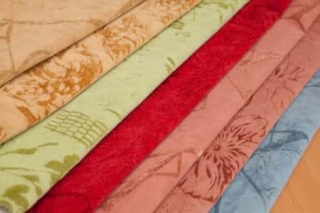 Популярные обивочные ткани для мягкой мебели