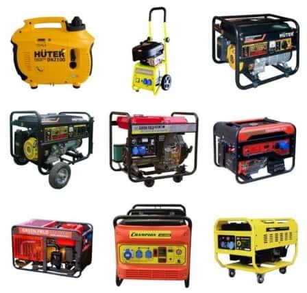 Генераторы электрического тока - бензиновый или дизельный?