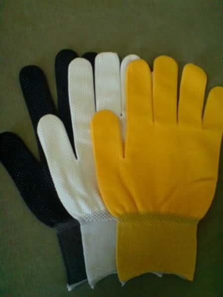Защитные перчатки — берегите руки