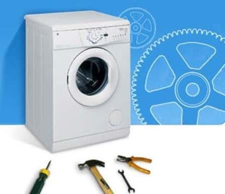 Исправление простых неисправностей в стиральных машинах