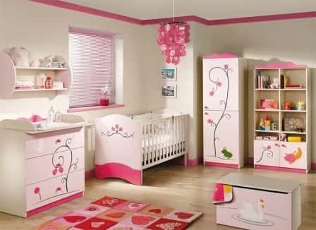 Комната ребенка должна быть уютной
