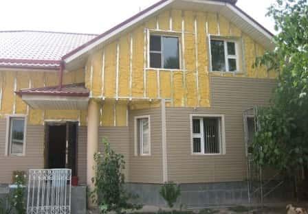 Утепляем дом снаружи правильно и быстро