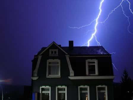 Молниезащита и заземление - важный элемент дома
