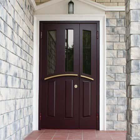 Входная дверь по фен шуй: правильное расположение