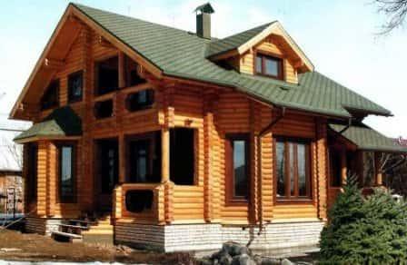 На каком деревянном доме остановить свой выбор?