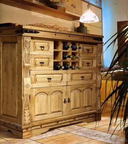 Белорусская мебель из массива сосны