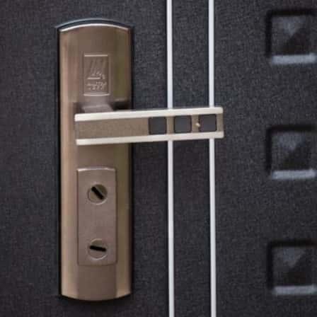 Надежность входных металлических дверей