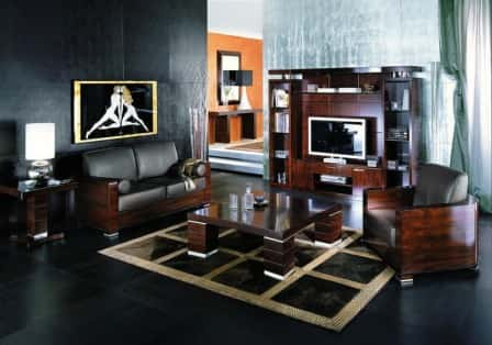 Итальянская мебель от Giorgio Collection