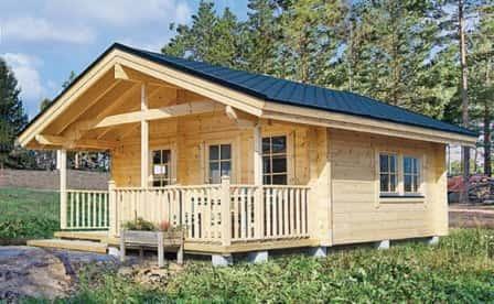 Как стать владельцем небольшого дачного домика