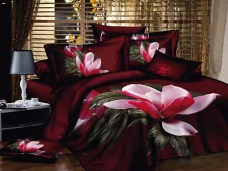 Домашний текстиль - подушки и постельное белье оптом