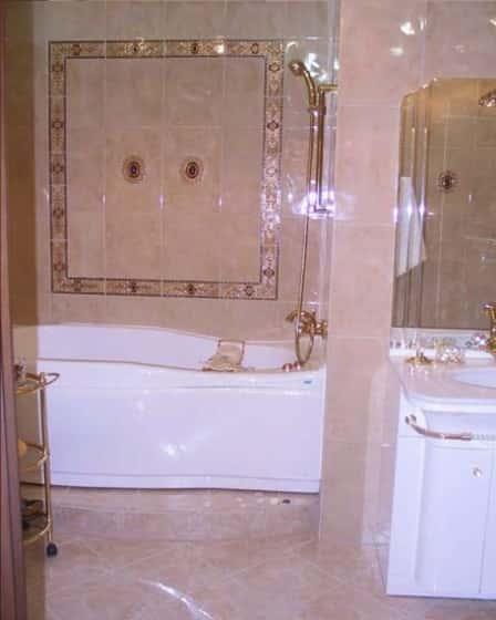 Ванная комната: ее стиль и функциональность