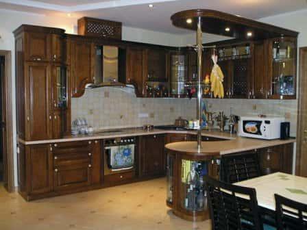 Какому материалу отдать предпочтение при выборе кухонной мебели
