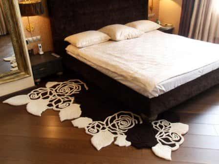 Дизайнерские ковры - яркая деталь вашего интерьера