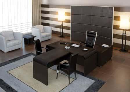 Роль мебели в кабинете руководителя