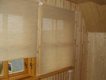 Рулонные шторы - удобство и уют в вашем доме