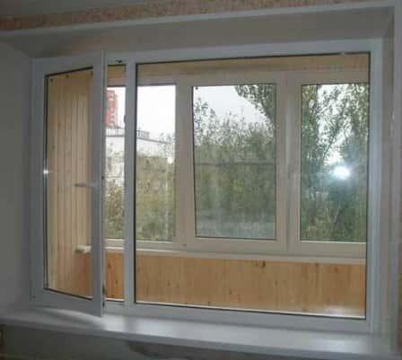 Металлопластиковые окна в зимний период