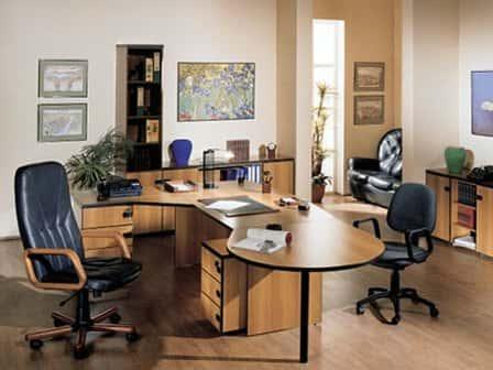 Особенности и предназначение современной офисной мебели