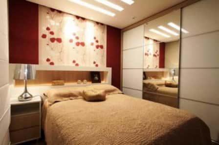 Роль мебели в интерьере спальни