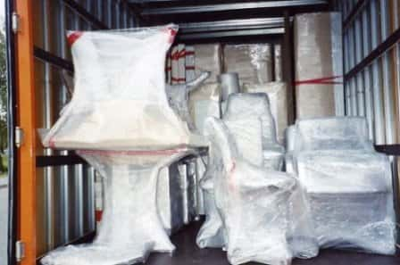 Особенности перевозки мебели при переезде