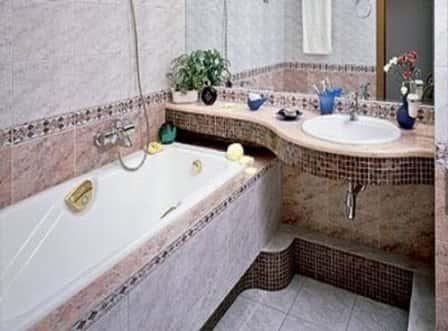 Какими бывают ванны?