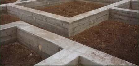 Фундамент - надежная опора дома