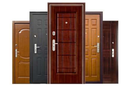 Металлические двери - надежная защита дома