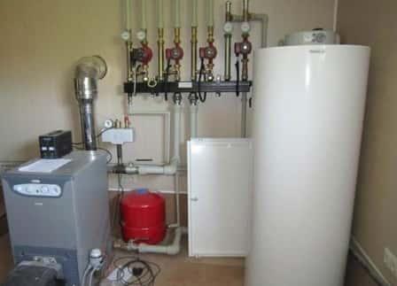 Как провести водяное отопление самому?