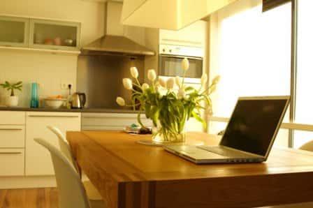 Оформление кухни по фэн-шуй