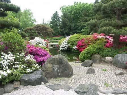 Японский сад – гармония в каждой детали