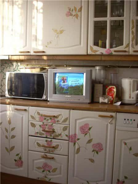 Дизайн интерьера кухни (часть 1)