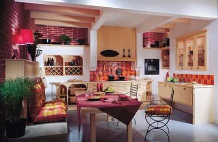 Дизайн интерьера кухни (часть 2)