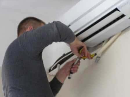 Как установить сплит-систему в квартире своими руками