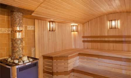 Деревянная баня - классика русских традиций