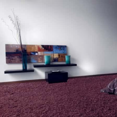 Ковролин в интерьере современной квартиры
