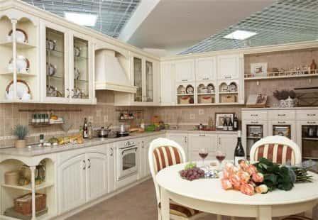 Как оформить кухню в итальянском стиле?